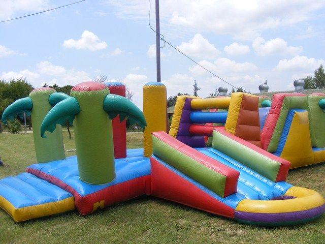 Bouncy Jumping Castles
