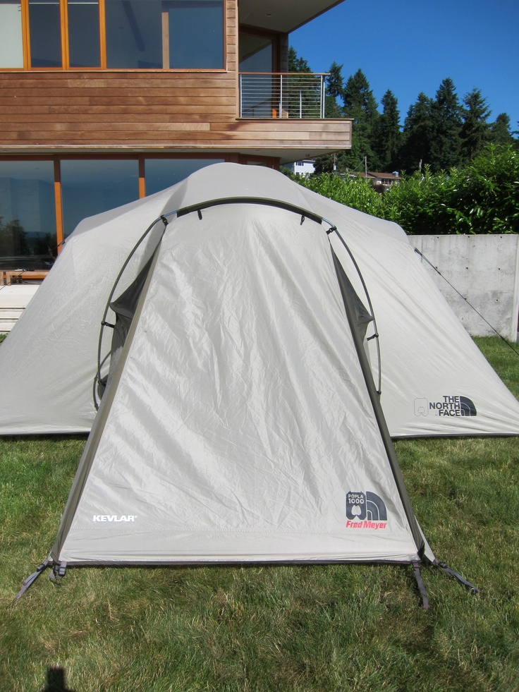 The North Face x popla1000 tent , 2011