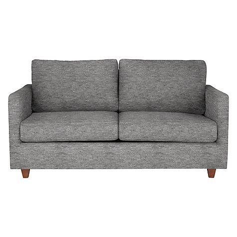 Buy John Lewis Barlow Small 2 Seater Sofa Bed, Memory Foam Mattress Online at johnlewis.com