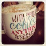 """Im Ingolstadt Village ist der erste Weg immer """"Kaffepause machen"""" - Stärkung: Auch wenn auf der Tasse """"coffee"""" steht, gibt es bei mir hier i..."""
