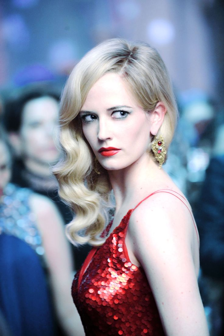"""""""Eva Green as Angelique Bouchard in Dark Shadows directed by Tim Burton [2012]. """"If I can't have you, my love, I'll destroy you."""""""""""