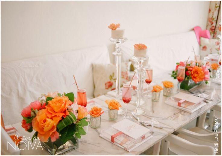 Amiga da Noiva: Recepções de Casamento - Brunch