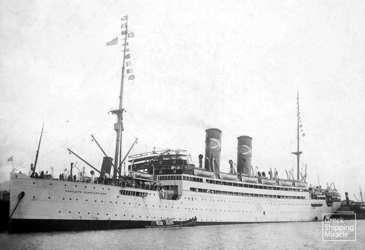 Vasilefs Constantinos, 1914