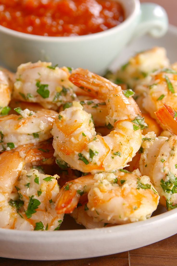 Best Garlicky Shrimp Cocktail Recipe-How To Make Garlicky Shrimp Cocktail—Delish.cm