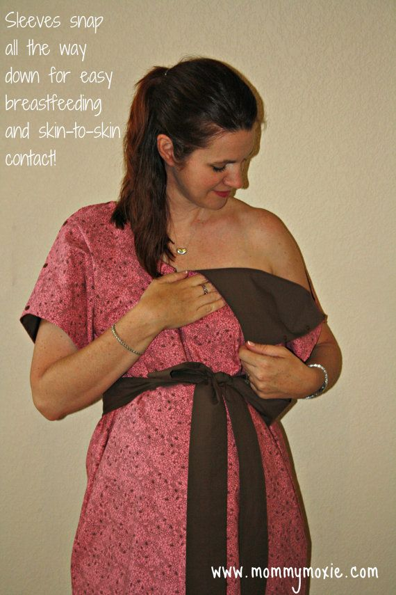 51 best hospital gowns for birth!! images on Pinterest | Birthing ...