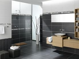 Tile Name: Elegant  Product Code:  Material: Ceramic  Suitable for: Bathroom, Wall  Size: 400 x 250  Price: 20.95 GBP per sqm  In stock: Yes  Description: Popular ceramic tiles, available in white, anthracite, cream and mocha. Co-ordinating scored tiles, borders and floor tiles complete the range.