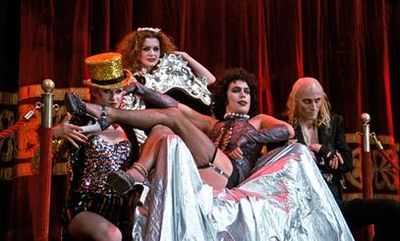 The Rocky Horror Picture Show is the longest running movie  in history.