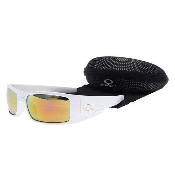 cheap oakley gascan polarized sunglasses  $15.99 cheap oakley gascan sunglasses pink orange iridium white frames store deal racal.