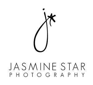 Jasmine Star Photography Logo - Letter J logo