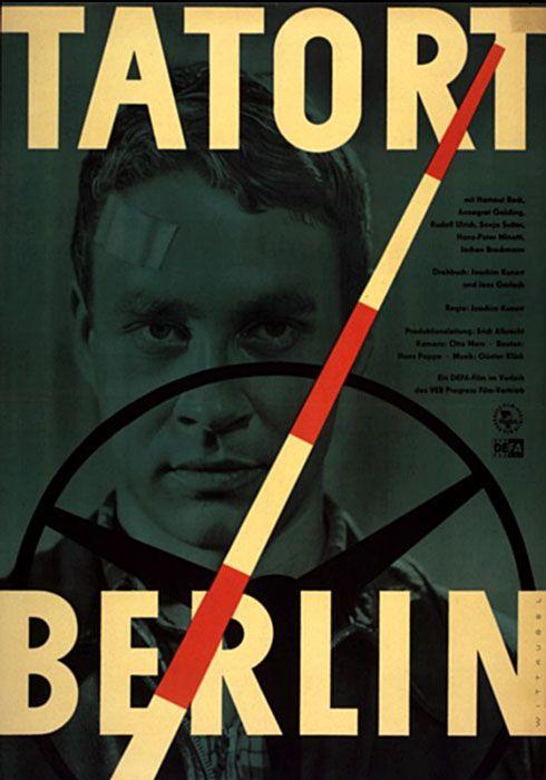 Poster zum Film: Tatort Berlin