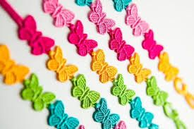 belle le farfalle colorate