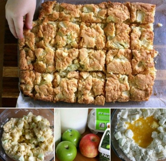Apple Pie Slice Only 5 Ingredients | The WHOot