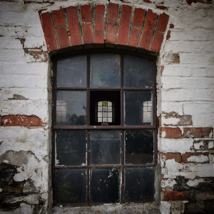 Abandoned window, Denmark by David Juárez Ollé