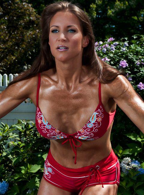 Stephanie McMahon stunning