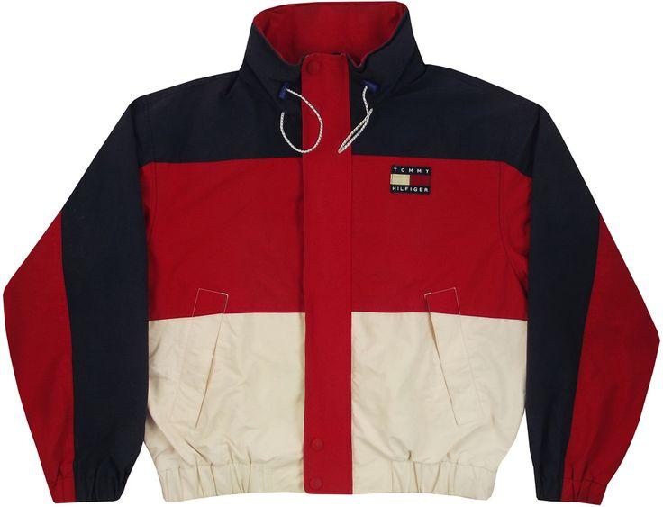 Vintage Tommy Hilfiger Jacket Size Large