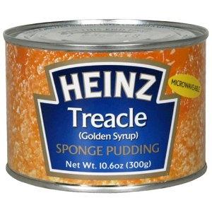 Heinz Treacle Pudding