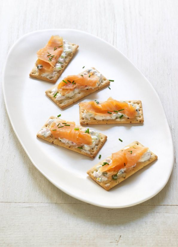 Salmon Bites - the perfect appetizer.