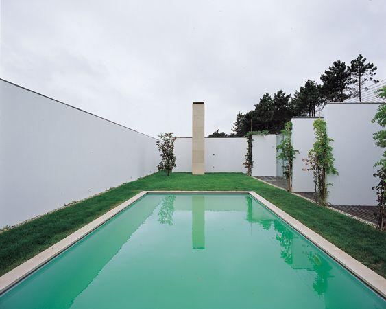 João Álvaro Rocha - Casa da Marina  Quinta da Barca  Esposende  1995 - 2001