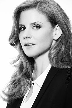 Sarah Rafferty photographed by Marc Cartwright, 2013