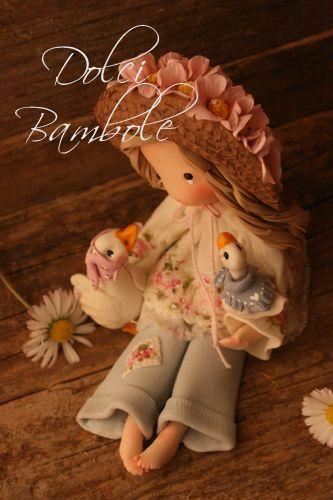 muñecas dulces