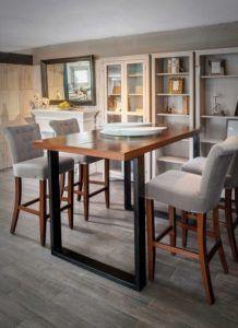 Mesa alta cocina | Woodies