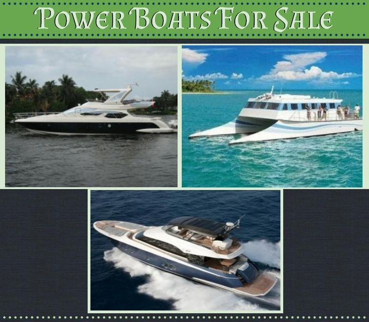 For more detail simply visit at: http://www.secondhandyachts.com/boats-for-sale/power-boats/