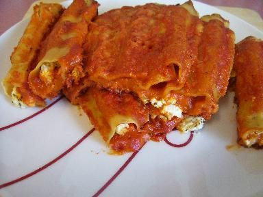 Chicken Cannelloni - Best Recipes