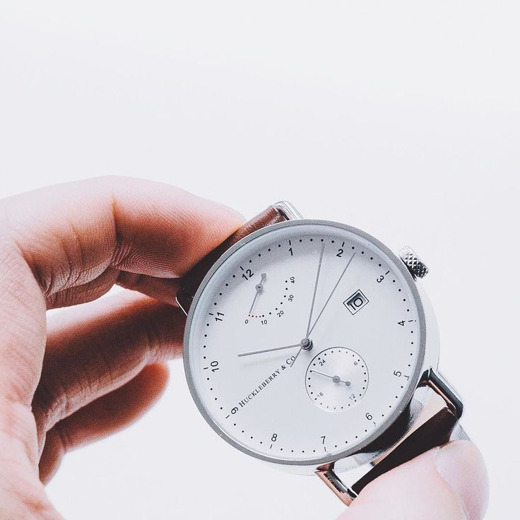 The Atticus in silver is back in stock! Award winning design powered by an automatic movement.