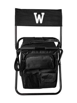 Personalized All-in-One Tailgate Cooler Chair from Monogram on Gilt
