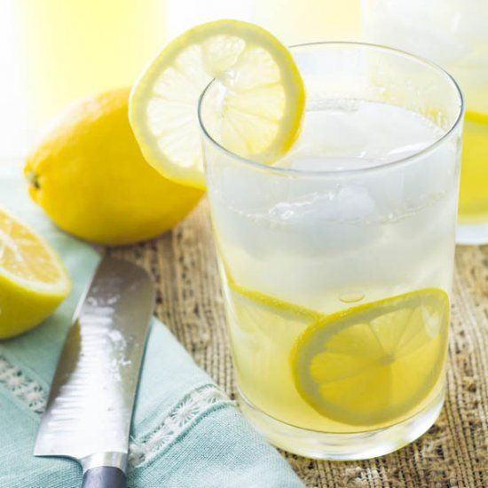 Limoncello Tom Collins. A light refreshing Tom Collins made with Kettle One Vodka, Limoncello, lemon juice and club soda.