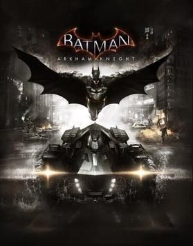 Batman Arkham Knight-one of the best games I've played in a while.