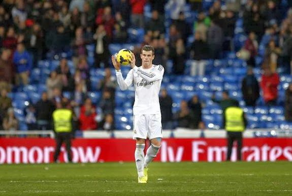 Gareth Bale bags perfect hat-trick for Real Madrid vs Real Valladolid