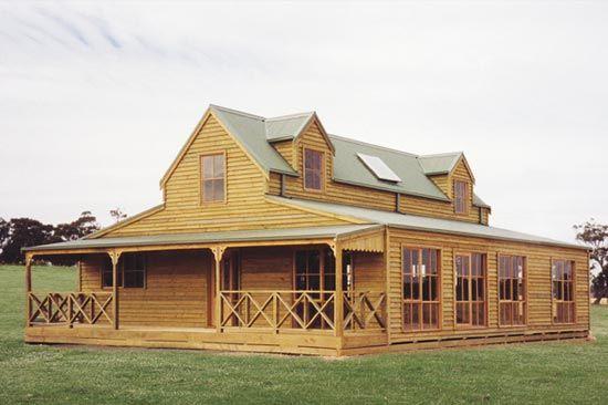 Alternate Dwellings Australian Timber Modular Kit Homes