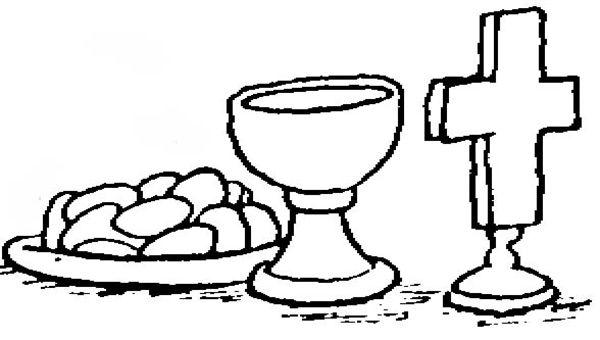 Similiar Communion Of Saints Clip Art Keywords