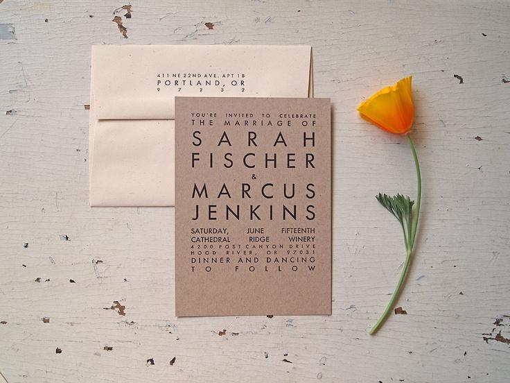 Rustic Wedding Invitation Sets: Best 25+ Modern Rustic Weddings Ideas On Pinterest