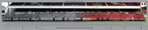 SPIRIT OF HIGHBURY 1913-2006, Emirates Stadium, London