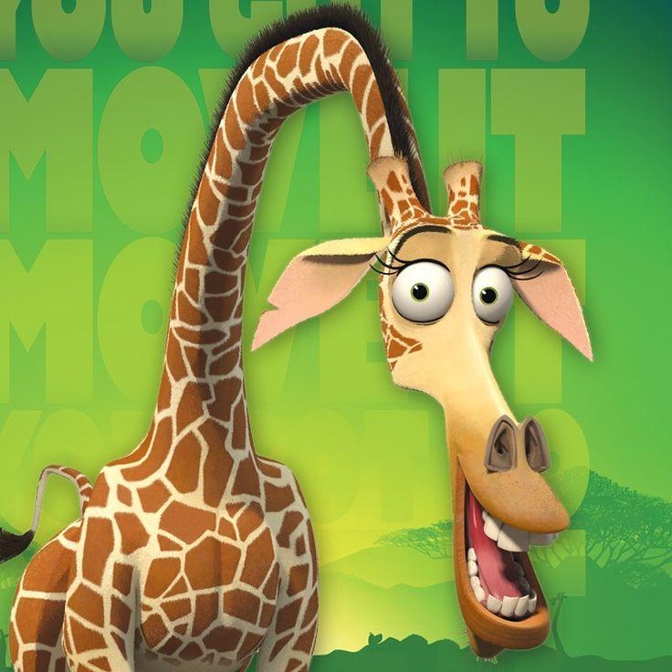 Giraffe Madagaskar