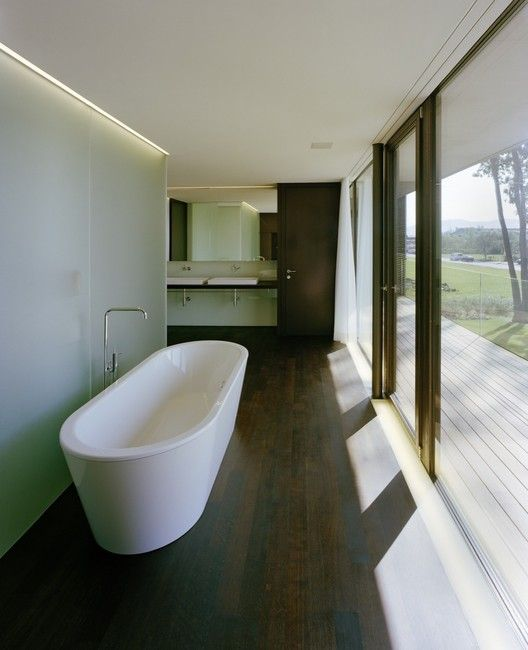 Gallery Of House LK / Dietrich. House And HomeBath TubsBeautiful  BathroomsBathroom ...