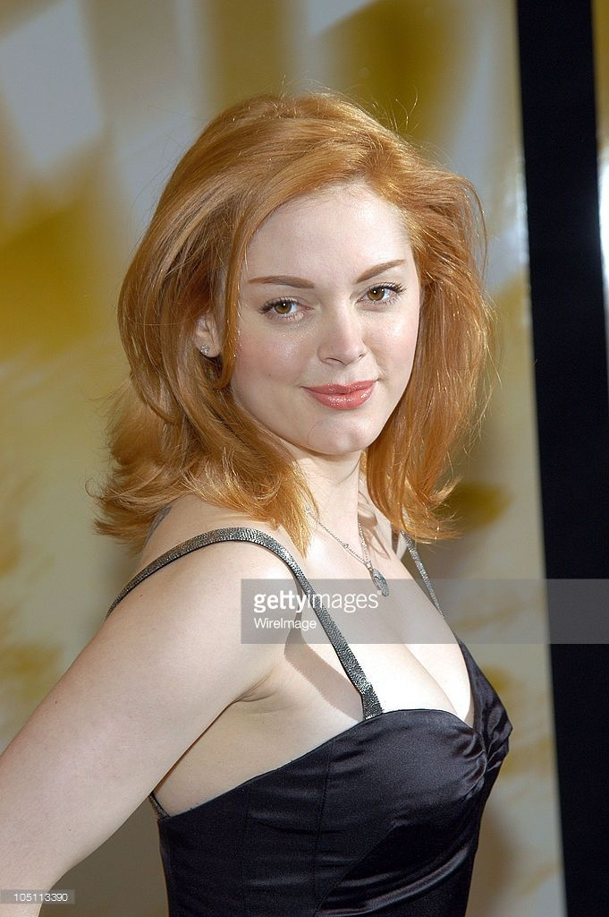 Rose McGown during 2003 The WB Upfront Presentation at Sheraton New York Hotel and Towers in New York, New York, United States.