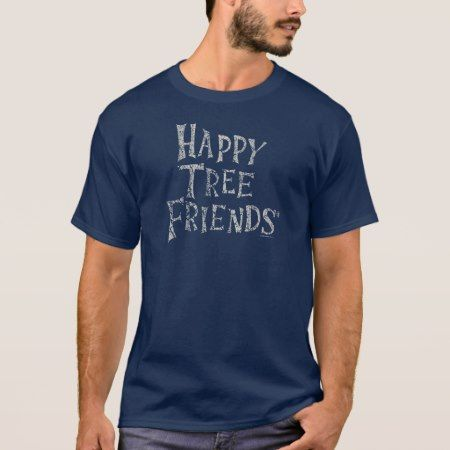 Happy Tree Friends Logo T-Shirt - click/tap to personalize and buy