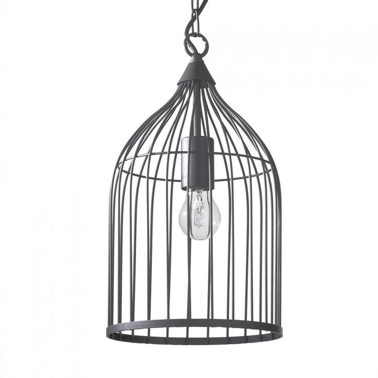 Haddon Pendant Ceiling Light Cage - Brown from Litecraft