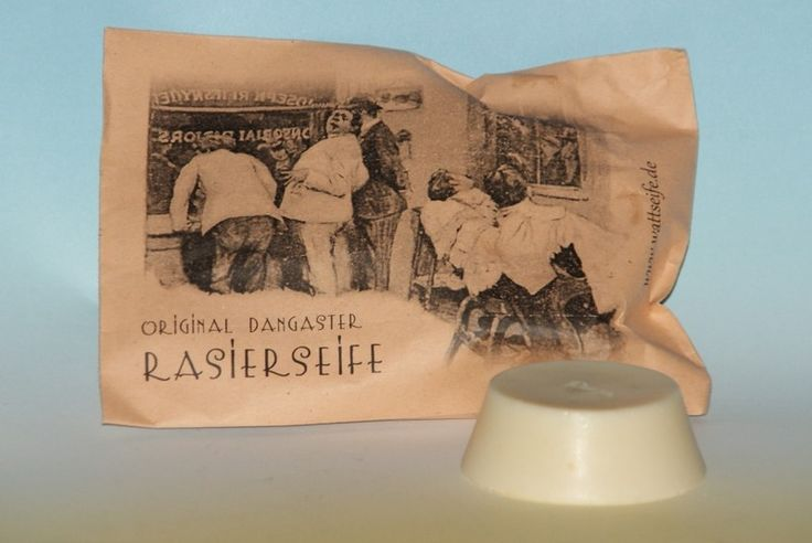 Männerpflege - Rasierseife - ein Designerstück von Wattseife bei DaWanda