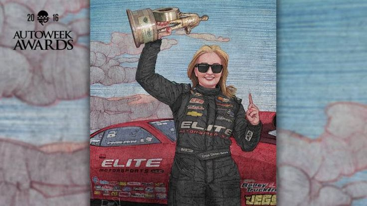 Autoweek names Erica Enders for Driver Award after a record-breaking season that landed her a back-to-back championship title in Pro Stock.