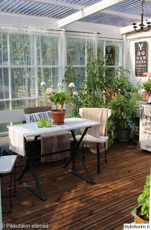 piha,pihakalusteet,kasvihuoneen sisustus