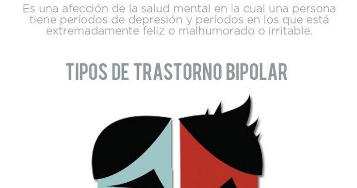 Aquí les dejo una infografía sobre el trastorno bipolar Fuente: Azteca Noticias