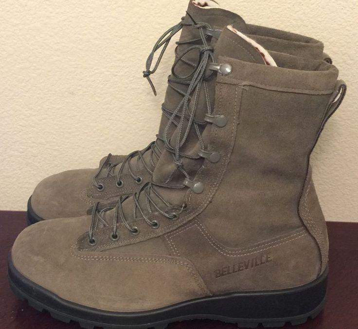 Belleville 675ST Gore Tex Waterproof Insulated Work Steel Toe Mens Boots 11 NEW #Belleville #WorkSafety