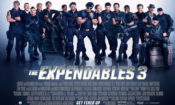 The Expendables 3 Full Movie Free download
