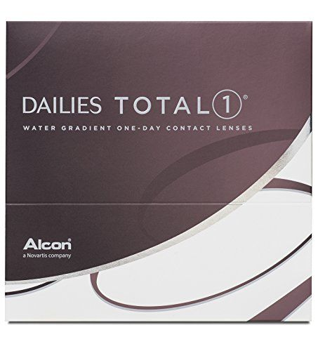Dailies Total 1 Tageslinsen weich, 90 St�ck / BC 8.5 mm / DIA 14.1 / +1,25 Dioptrien