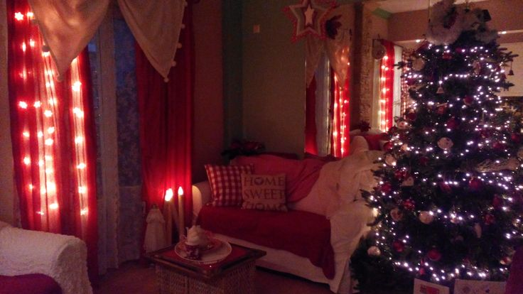 Sweet home at Christmas! Cozy