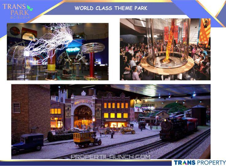 Trans Park Cibubur theme park #marvelcitythemepark #transparkcibubur